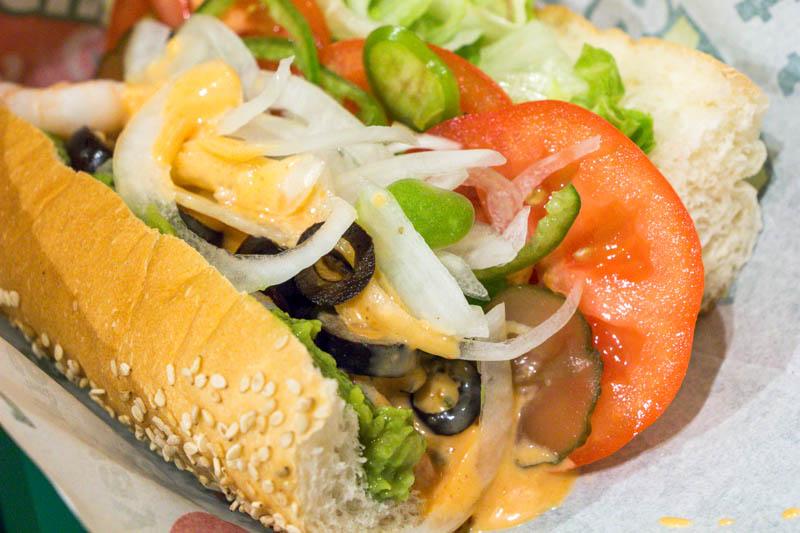 サブウェイのサンドイッチ全種類食べてみた ランキング形式でおすすめを紹介!