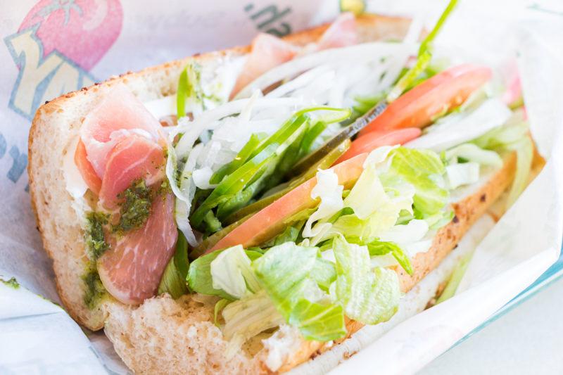 生ハム&マスカルポーネを食べてみた感想(おすすめドレッシング、トッピング)
